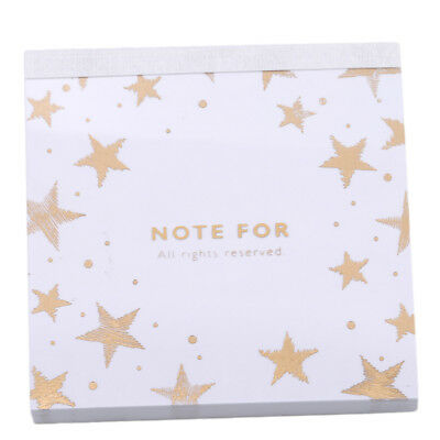 Creative Retro Star Feather Notebook Mini Notebook Stationery Gift Card OE