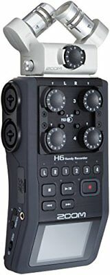 ZOOM H6 Linear PCM/IC Recorder from JP from Japan