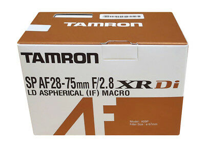 TAMRON Camera Lens for SONY SP AF28-75mm F2.8 XR Di Full size A09S from Japan