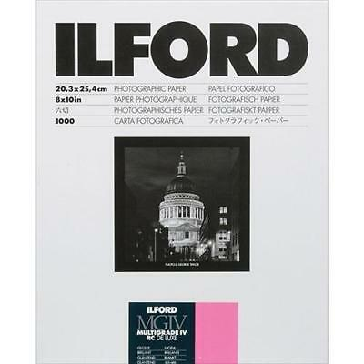 Ilford Multigrade IV RC Deluxe MGD.44M Black/White Variable Contrast Paper