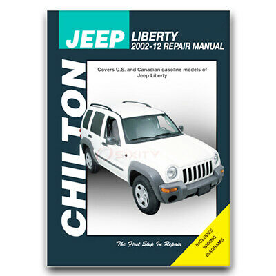 jeep liberty 2006 service manual
