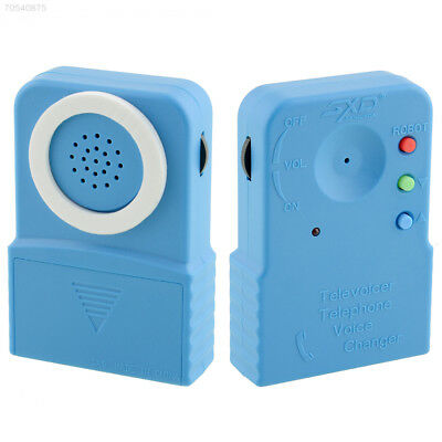 8993 Wireless Mini 8 Voice Sound Changer Microphone Phone Disguiser Synthesizer