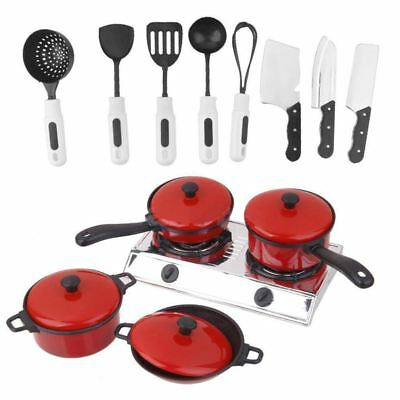 4X(Kitchenware Cookware Set for Dolls House Miniature Home Kitchen Accesso Z3N2)
