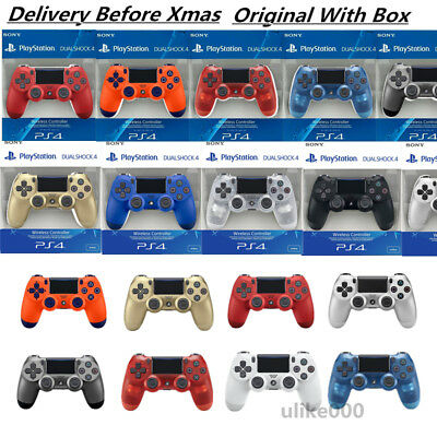 Official  Ps4 Dualshock 4 Wireless Controller - New & Sealed - Free Post Xmas
