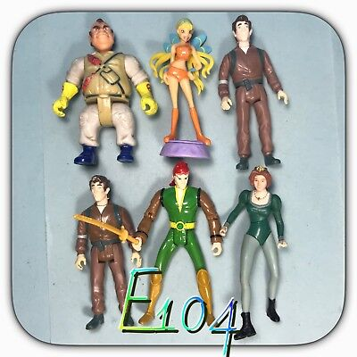 10119it job lot mix lotto action figure Ghostbusters wings shrek vintage anime