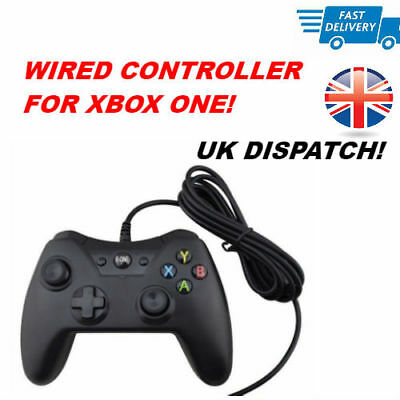 Wired Games Controller Gamepad Joystick Joypad For Microsoft Xbox One