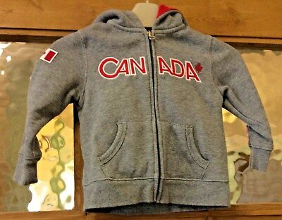 12-18 Month Official Canada Olympics Hoody