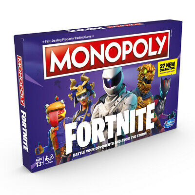 Monopoly Fortnite Edition Family Board Game