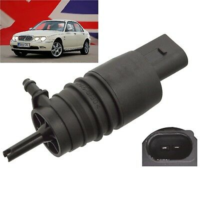 Front Windscreen Washer Pump MG ZT & Rover 75 Saloon 1999 through to 2005