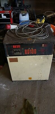 Fork truck battery charger three phase 48 volt 50 amp