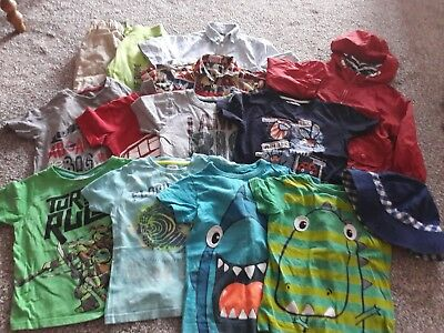 Boys summer holiday clothes bundle age 2-3 next River Island John Rocha