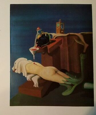 Surrealism  art print Electro Sexual Sewing Machine by Oscar Domiguez
