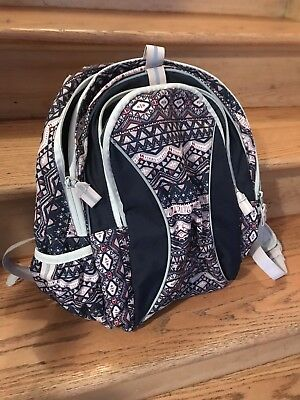 Garnet Hill Girls Backpack EUC