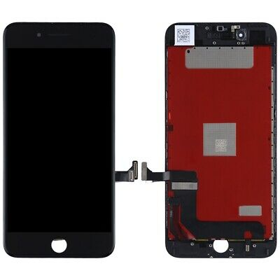 For Apple iPhone 7 Plus LCD Black Touch Screen Digitizer Replacement Unit OEM