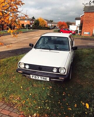 1989 Volkswagen Mk2 Polo Coupe S