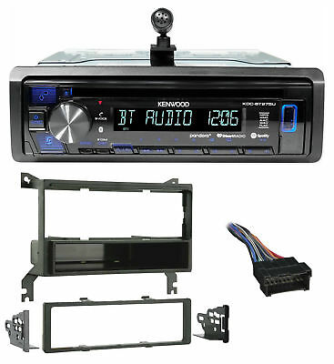 Kenwood CD Radio Receiver w/Bluetooth iPhone/Android/ For 2005-08 Hyundai Tucson