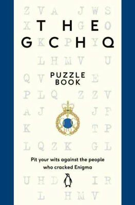 The GCHQ Puzzle Book by GCHQ 9780718185541 (Paperback, 2016)
