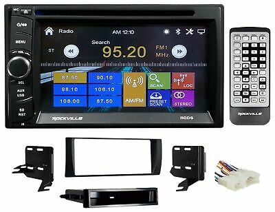 6.2'' DVD/iPhone/Bluetooth/Android Receiver Radio For 2002-2006 Toyota Camry