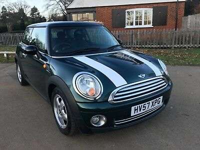 2007 (57) Mini One 1.4 Petrol Automatic, 72000 Miles With Full Service History