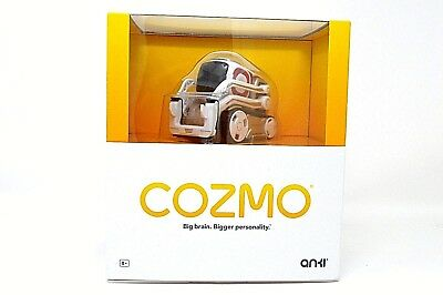 COZMO By Anki Robot Cosmo Interactive Box  - New - Sealed