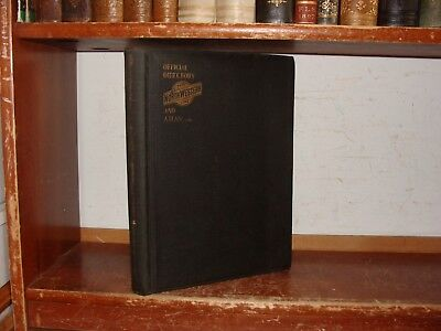 Old OFFICIAL DIRECTORY / ATLAS OF NORTH-WESTERN RAILWAY Book 1897 MAPS CHICAGO +
