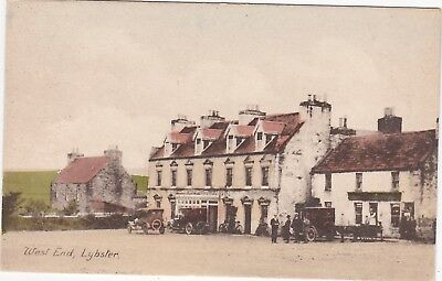 West End & Portland Arms Hotel, LYBSTER, Caithness