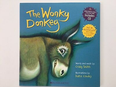 The Wonky Donkey by Craig Smith (Paperback, 2009, with CD - Wonky Donkey Song