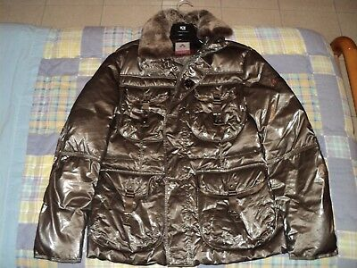 Peuterey piumino - cappotto giacca jacket man L padded jacket real down