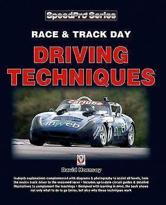 Race & Trackday Driving Techniques by David Hornsey (Paperback) NEW Book