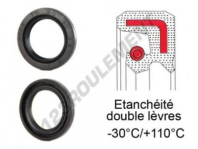 Joint SPI OAS-25X49X10-NBR - 25x49x10 mm