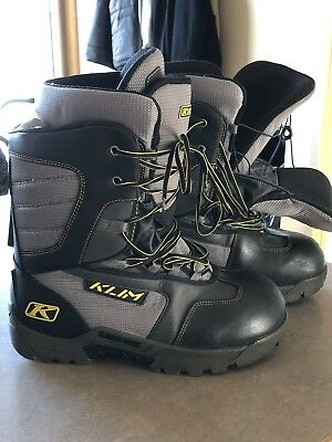 Klim Radium GTX Boot Size 10