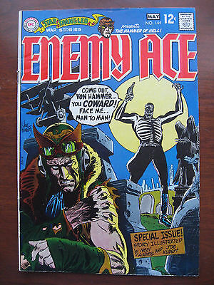 Dc Comics Star Spangled War Stories Enemy Ace #144