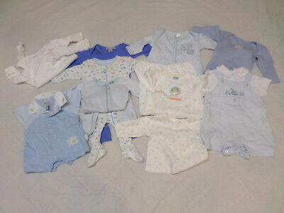 Baby Clothes LOT Mostly 0-3 months