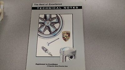 The Best Of Excellence Magazine: Technical Notes February 1994 PORSCHE 911...