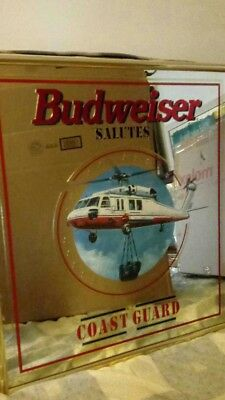 Budweiser Salutes the U.S. COAST GUARD  Excellent