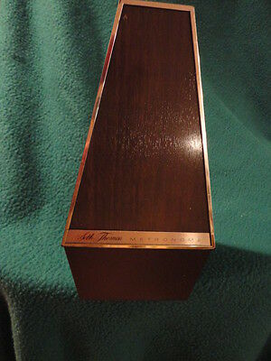 Seth Thomas Wind Up Metronome De Maelzel Piano Conductor Model 1104 (E500-000)