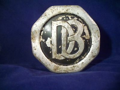 Vintage 1920's Dodge Brothers Hubcap Grease Cap Dust Cover Wheel Center