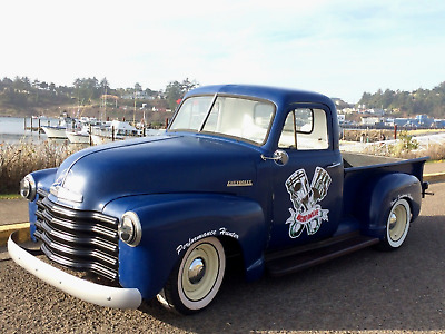 1951 Chevrolet Other Pickups -- 1951 Chevy Truck 3100 Short Bed No Patina No Air Ride Shop Truck Rat Rod Hot Rod