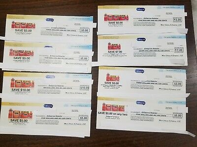 Enfagrow Coupon Checks $43 value   see coupon details in listing/on pics