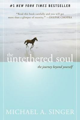 The Untethered Soul By M.A.Singer_Not a Paperback 1 Minute Delivery[E-B OOK]
