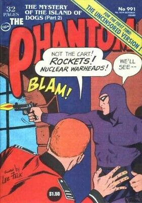 Phantom and others comic book collection