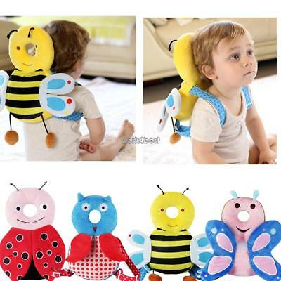 Baby Adjustable Strap Anti Fall Pillow for Learning Walk Sitting Head WST