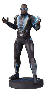 New DCTV Black Lightning Statue DC Collectibles