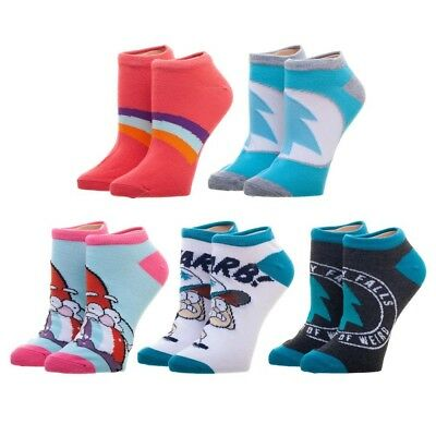 disney xd gravity falls mabel pines rainbow star sock size 9 11 crew
