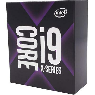 Intel Core i9-9820X Processor - 10 cores And 20 threads - Up to 4.1 GHz processo