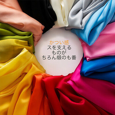 Fashion Women Lady Real Silk Solid Long Scarf Wraps Shawl Scarves Bandana