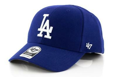 lowest price 9add5 87fae New  47 Brand MLB Los Angeles Dodgers Baseball Blue Men s Hat Adjustable Cap