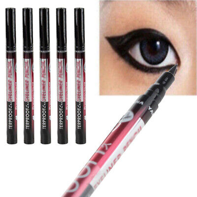 Precision Waterproof Eyeliner Pencil Liquid Eye liner Make Up Tattoo Pen UK