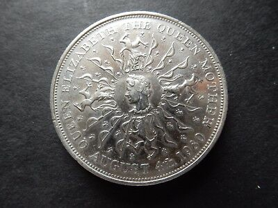 A4 1980 QUEEN ELIZABETH II the QUEEN MOTHER 80th BIRTHDAY Collectable Coin HRH