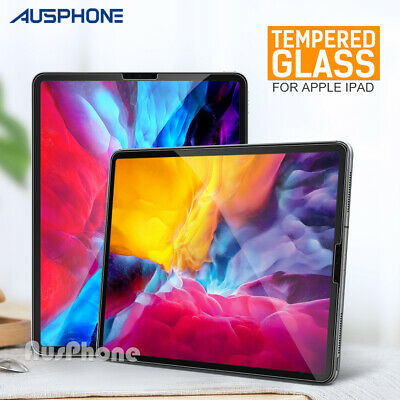Apple iPad Pro 2018 11/12.9 inch Ultra HD Clear Tempered Glass Screen Protector